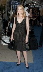 Patricia Clarkson arriving to the FIVE Lifetime TV Series New York City Screening in Skylight Studios on September 26, 2011.jpg