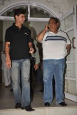 Satish Kaushik at Surendra Kapoor_s prayer meet in Hare Krishna Temple on 26th Sept 2011 (58).JPG