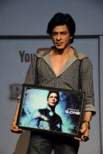Shahrukh Khan charms at Ra.One-Youtube media meet in Trident,Mumbai on 26th Sept 2011 (1).JPG