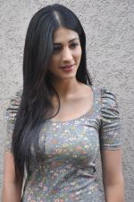 Shruti Hassan Casual Shoot during  2011 Airtel Youth Star Hunt Launch in AP on 24th September 2011 (26).jpg