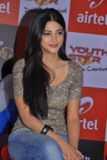 Shruti Hassan attends 2011 Airtel Youth Star Hunt Launch in AP on 24th September 2011 (99).jpg