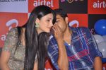 Shruti Hassan, Dil Raju attends 2011 Airtel Youth Star Hunt Launch in AP on 24th September 2011 (45).jpg