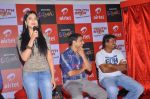 Shruti Hassan, Dil Raju, Team attends 2011 Airtel Youth Star Hunt Launch in AP on 24th September 2011 (87).jpg