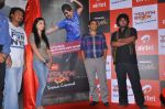 Shruti Hassan, Dil Raju, Team attends 2011 Airtel Youth Star Hunt Launch in AP on 24th September 2011 (96).jpg