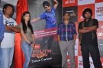 Shruti Hassan, Dil Raju, Team attends 2011 Airtel Youth Star Hunt Launch in AP on 24th September 2011 (97).jpg