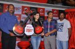 Shruti Hassan, Dil Raju, Team attends 2011 Airtel Youth Star Hunt Launch in AP on 24th September 2011 (95).jpg
