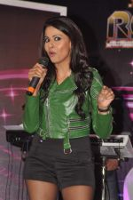 Chavvi Mittal at ZEE TV launches Star Ya Rockstar in Leela Hotel on 27th Sept 2011 (53).JPG