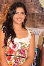 Deeksha Seth attends Rajapattai Press Meet (1).jpg