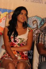 Deeksha Seth attends Rajapattai Press Meet (12).jpg