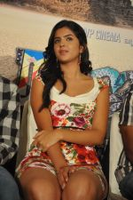 Deeksha Seth attends Rajapattai Press Meet (14).jpg