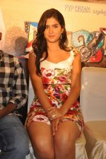 Deeksha Seth attends Rajapattai Press Meet (22).jpg