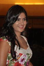 Deeksha Seth attends Rajapattai Press Meet (3).jpg