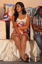Deeksha Seth attends Rajapattai Press Meet (5).jpg