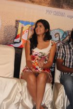 Deeksha Seth attends Rajapattai Press Meet (7).jpg