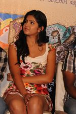 Deeksha Seth attends Rajapattai Press Meet (9).jpg