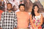 Deeksha Seth, Chiyaan Vikram attends Rajapattai Press Meet (1).jpg