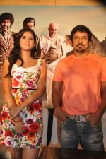 Deeksha Seth, Chiyaan Vikram attends Rajapattai Press Meet (14).jpg