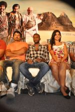 Deeksha Seth, Chiyaan Vikram attends Rajapattai Press Meet (21).jpg