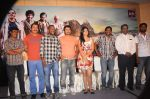 Deeksha Seth, Chiyaan Vikram, Pradeep Rawat, Team attends Rajapattai Press Meet (4).jpg