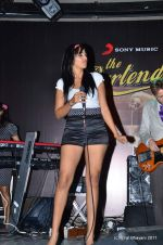 Mauli Dave at The Bartender album launch by Sony Music in Blue Frog on 27th Sept 2011 (37).JPG
