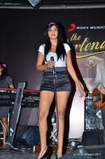 Mauli Dave at The Bartender album launch by Sony Music in Blue Frog on 27th Sept 2011 (38).JPG
