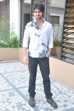 Naga Shaurya attends Cricket Girls and Beer Press Meet on 26th September 2011 (2).jpg
