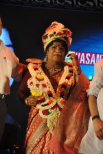 Playback Singer LR Eswari Felicitated on 25th September 2011 (1).jpg