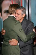 Ryan Gosling and George Clooney attends the The Ides of March Los Angeles Premiere in AMPAS Samuel Goldwyn Theater on 27th September 2011 (5).jpg