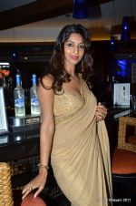 Sandhya Shetty at the post party of Aamby Valley bridal Week day 5 on 27th Sept 2011 (87).JPG
