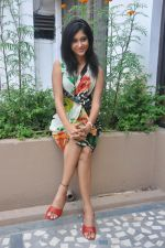 Sarika Affan Casual Shoot during Cricket Girls and Beer Press Meet on 26th September 2011 (36).jpg