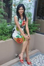Sarika Affan Casual Shoot during Cricket Girls and Beer Press Meet on 26th September 2011 (67).jpg