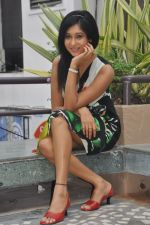 Sarika Affan Casual Shoot during Cricket Girls and Beer Press Meet on 26th September 2011 (102).jpg