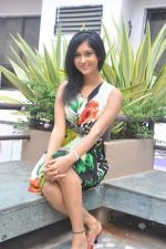 Sarika Affan Casual Shoot during Cricket Girls and Beer Press Meet on 26th September 2011 (87).jpg