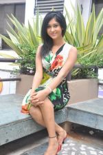 Sarika Affan Casual Shoot during Cricket Girls and Beer Press Meet on 26th September 2011 (88).jpg