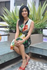 Sarika Affan Casual Shoot during Cricket Girls and Beer Press Meet on 26th September 2011 (96).jpg