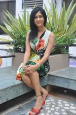 Sarika Affan Casual Shoot during Cricket Girls and Beer Press Meet on 26th September 2011 (97).jpg