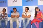 Suriya, Shruti Haasan, AR Murugadoss attends 7aum Arivu Press Meet on 26th September 2011 (1).jpg