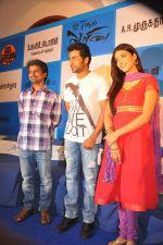 Suriya, Shruti Haasan, AR Murugadoss attends 7aum Arivu Press Meet on 26th September 2011 (5).jpg