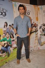 Vaibhav Talwar at Love Break up zindagi promotional event in Mehboob on 27th Sept 2011 (34).JPG
