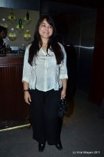 alisha chinoy at The Bartender album launch by Sony Music in Blue Frog on 27th Sept 2011 (3).JPG