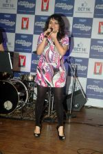 Aditi Singh Sharma at Yashraj Films Mujhse Fraandship Karoge music showcase in Yashraj Studios on 28th Sept 2011 (24).JPG