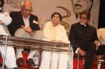 Lata Mangeshkar, Amitabh Bachchan, Yash Chopra at Lata Mangeshkar_s birthday concert in Shanmukhanand Hall on 28th Sept 2011 (18).JPG