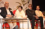 Lata Mangeshkar, Amitabh Bachchan, Yash Chopra at Lata Mangeshkar_s birthday concert in Shanmukhanand Hall on 28th Sept 2011 (21).JPG