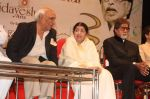 Lata Mangeshkar, Amitabh Bachchan, Yash Chopra at Lata Mangeshkar_s birthday concert in Shanmukhanand Hall on 28th Sept 2011 (23).JPG