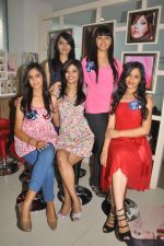 Miss Hyderabad Finalists at Lakme Salon on 26th September 2011 (57).JPG