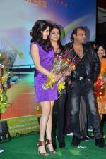 Neeru Singh, Sagarika Ghatge at the audio release of the film Miley Naa Miley Hum in Novotel on 28th Sept 2011 (151).JPG