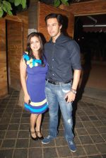 Rajneesh Duggal at Be Careful music launch in Sheesha Lounge on 28th Sept 2011 (54).JPG