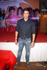 Rajneesh Duggal at Be Careful music launch in Sheesha Lounge on 28th Sept 2011 (82).JPG