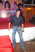 Rajneesh Duggal at Be Careful music launch in Sheesha Lounge on 28th Sept 2011 (83).JPG