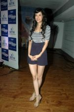 Saba Azad at Yashraj Films Mujhse Fraandship Karoge music showcase in Yashraj Studios on 28th Sept 2011 (49).JPG